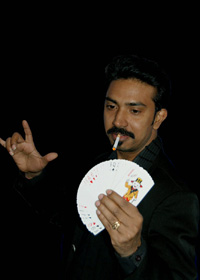 International Magician in Kolkata