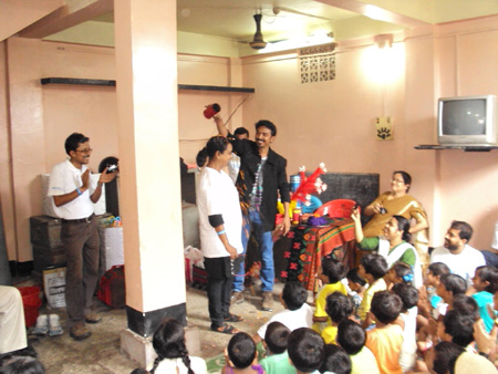 Kids Magic Shows in Kolkata