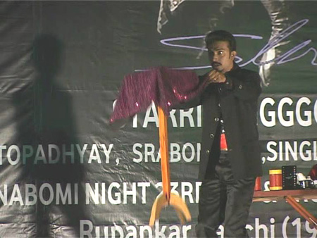 Magician Amar Kumar