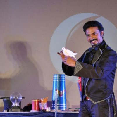 Vodafone Magic Shows in Kolkata