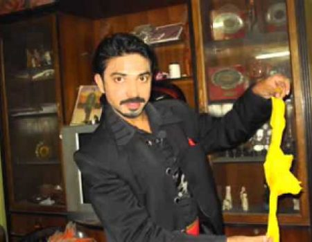 Magician Amar Kumar Slide Show